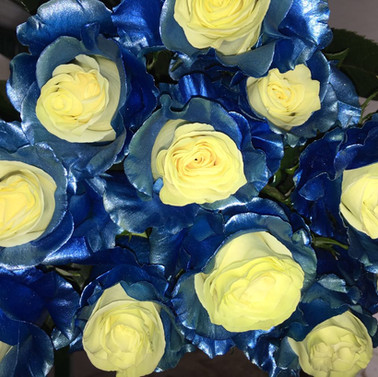 Essence Blue Metalized