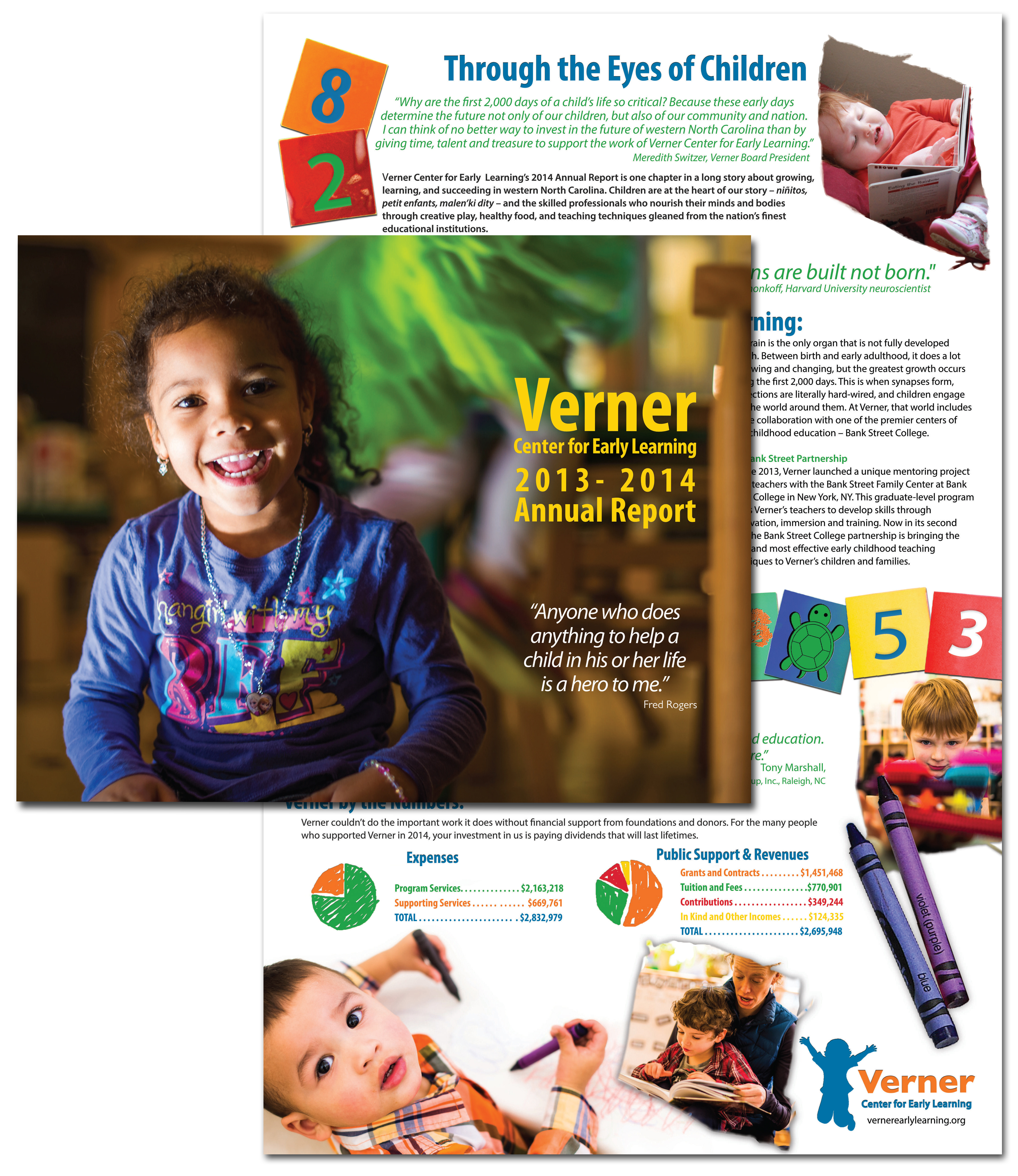 Verner Annual Report