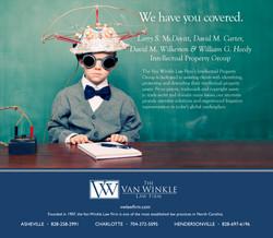 Van Winkle Law Firm Ad