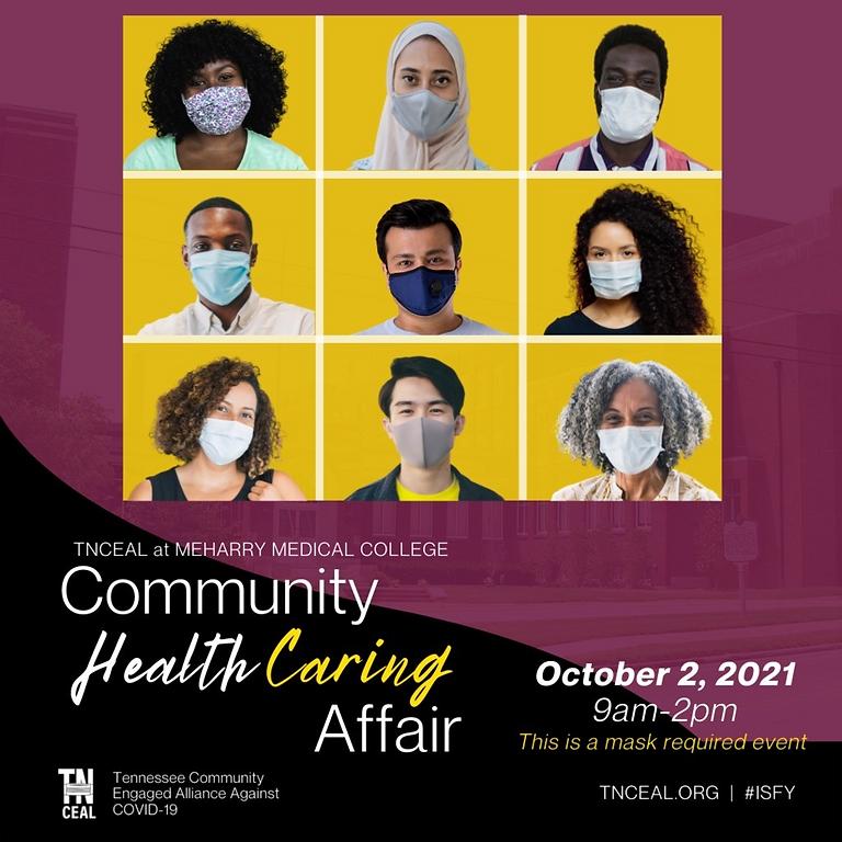 Community Health Caring Affair