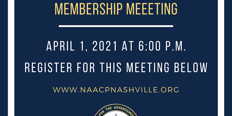 NAACP Health Committee Meeting