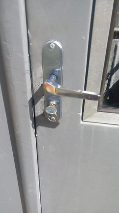 Guarita de Segurança Aluguel