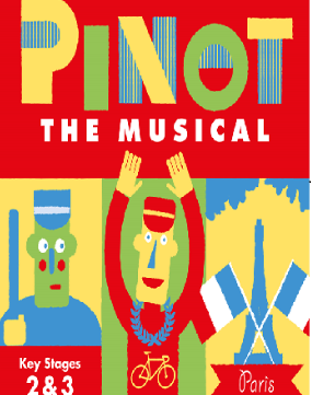 Pinot the musical flies high!