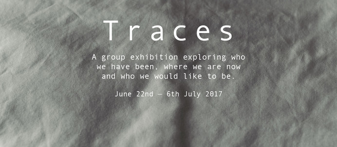 SELphOBiA as part of exhibition 'Traces' on 22nd June.  Our lives are the sum of millions of
