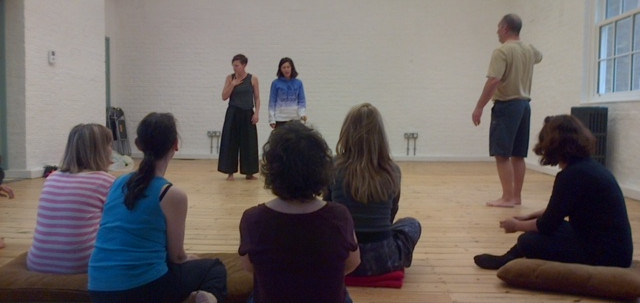 Theatre, movement, life and well being
