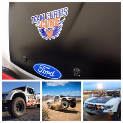 Team Ford Off Road Racing 2015