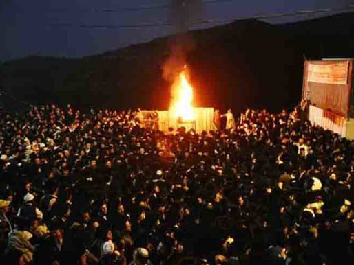 School Reacts To Tragedy at Mount Meron