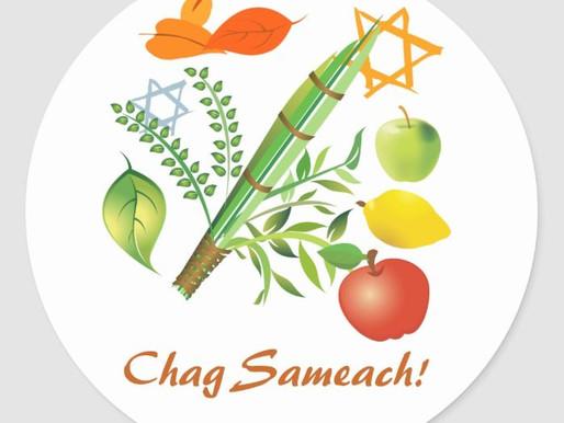 Sukkot Dvar Torah