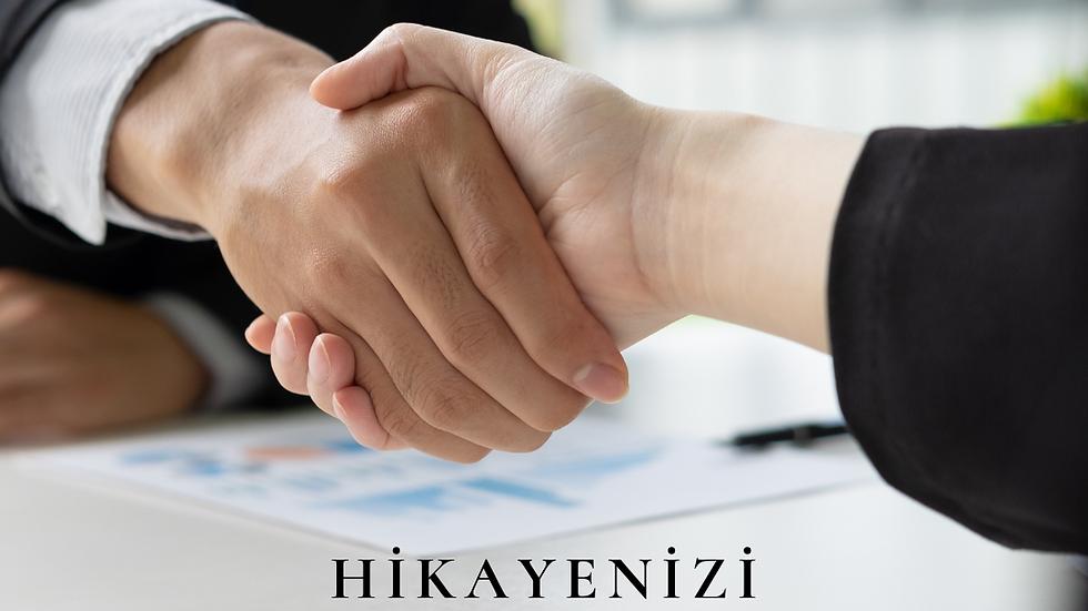 Profesyonel CV - Türkçe ve İngilizce