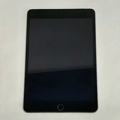 iPad Mini 4 (Space Grey) 64GB - Wifi + Cellular - Grade B