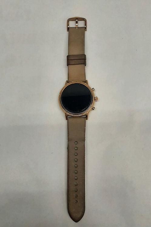 Fossil Gen 5 Smartwatch (Gold) - Stainless Steel