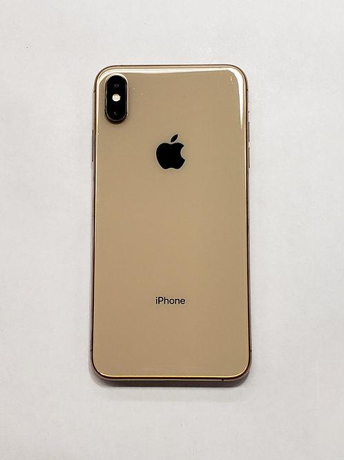 iPhone Xs Max (Gold) 256GB - Unlocked - Grade A