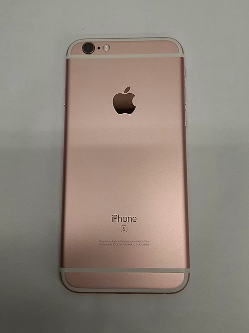 iPhone 6s (Rose Gold) 128GB - Unlocked - Grade A
