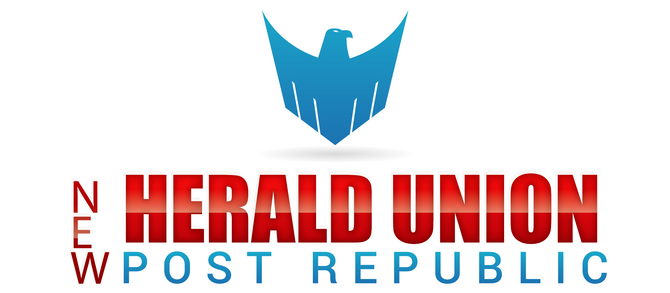 Mervyn talks politics with Irving Fleming from the New Herald Union-Post Republic