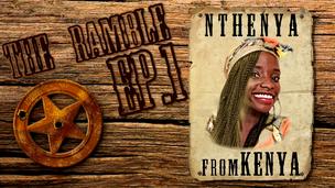 The Ramble Podcast - EP. 1 Nthenya from Kenya