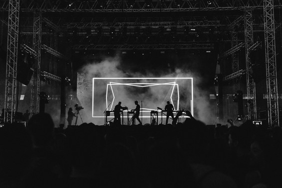 Concert and Stage Design