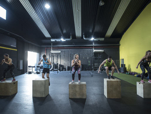 The Four Step Prehab Program for CrossFitters
