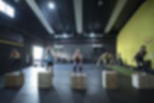 sauts CrossFit