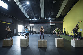CrossFit Jumps