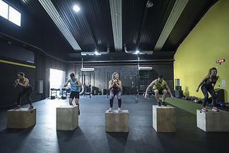 CrossFit Jumps