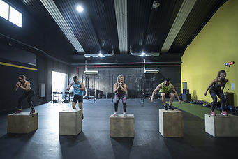 Jumps CrossFit