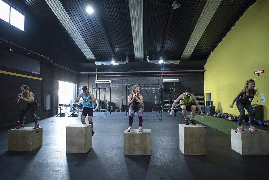 Jumps CrossFit