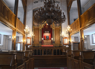 NORRKOPINGS SYNAGOGA