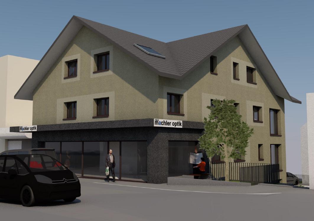 Neubau, ab 2020
