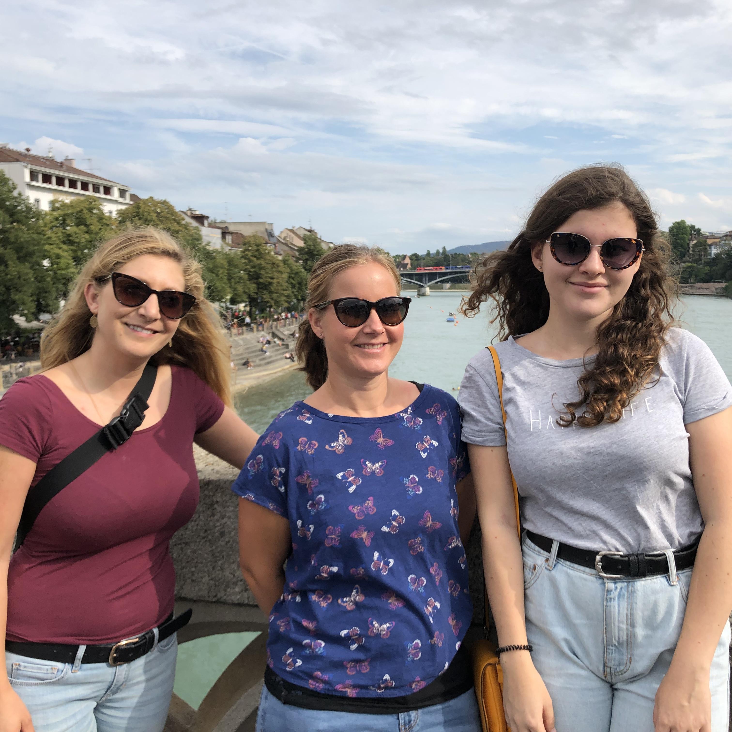 2019 Wochenende in Basel