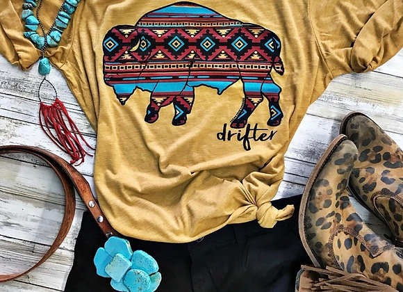 Drifter Buffalo T Shirt