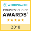 Sutle Productions awarded with WeddingWire's Couples' Choice Award for 2018