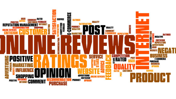 7 Reasons why online reviews are important.