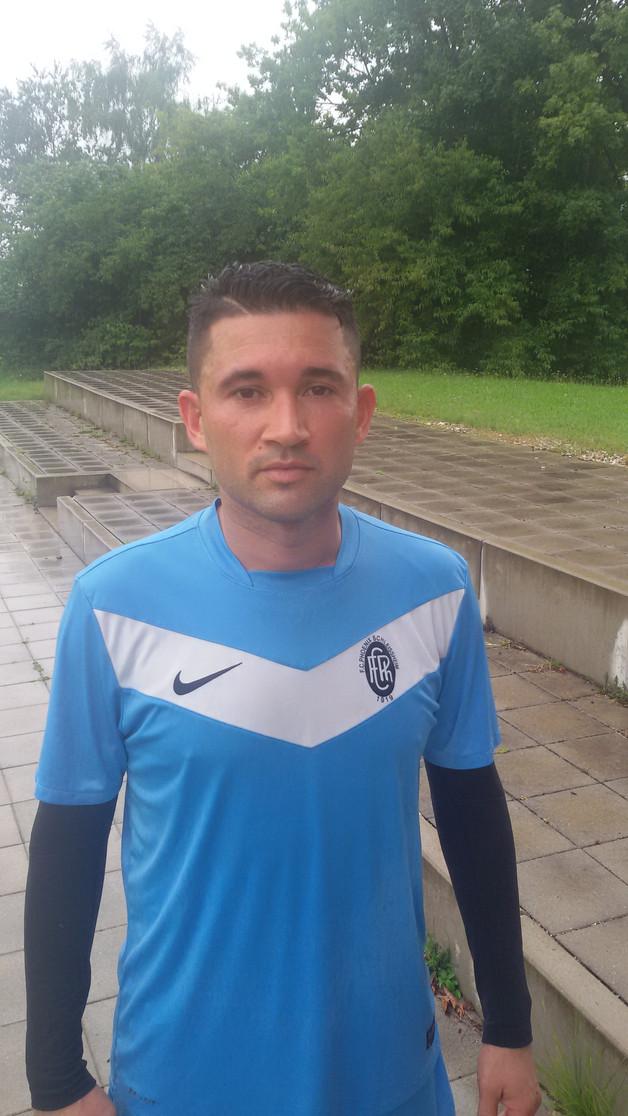 Trainerinterview mit dem neuen Spielertrainer der zweiten Herrenmannschaft: Daniel Lobato