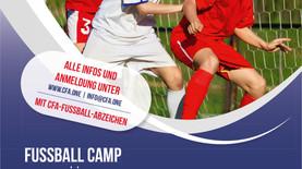 Fußball-Camp 2021