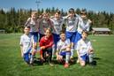 E1 erreicht Kreisfinale beim Merkur Cup