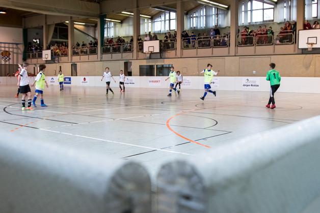 Sehenswerter Junioren-Fußball in Oberschleißheim