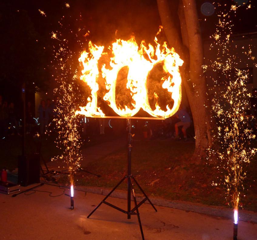 100-Jahr-Feier