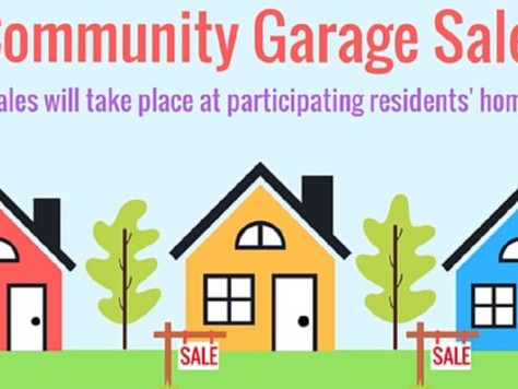 Deer Ridge Community Garage Sale