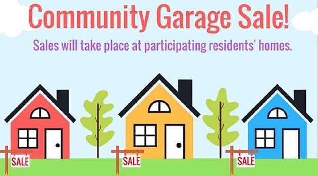 Deer Ridge Community Garage Sale John Kenney