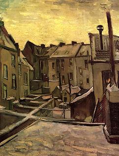 1 Backyards of Old Houses in Antwerp in the Snow.jpg
