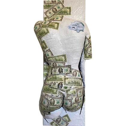 Show Me The Money Body Cast