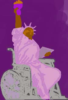 Karen Is Liberty on Wheels