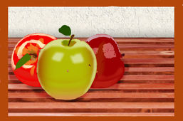 Still, Fruit