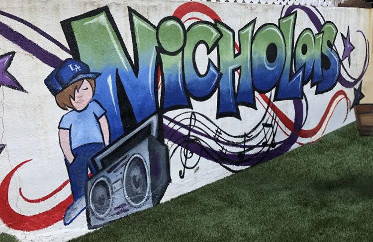Nicholas Mural