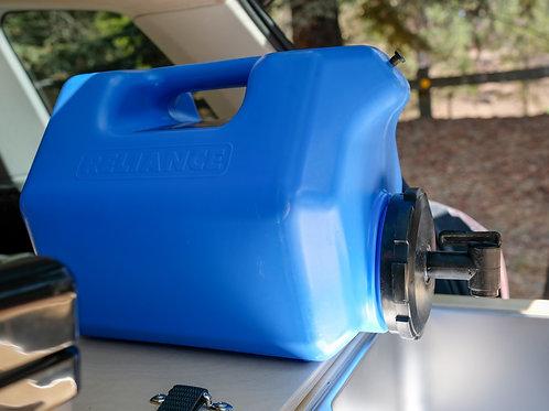 4 Gallon Water Tank