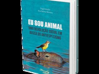Novo livro Eu Sou Animal