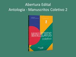 Abertura de Edital para participação em Antologia