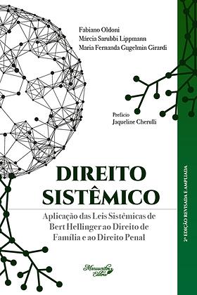 2ª Edição Direito Sistêmico - Revisada e Ampliada!