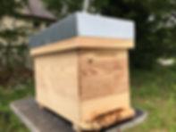 Apiculteur - Récupération - Enlevement d'essaims d'abeilles dans les cheminées Bruz Guichen Crevin Pléchatel Poligné Bourg des comptes etc...