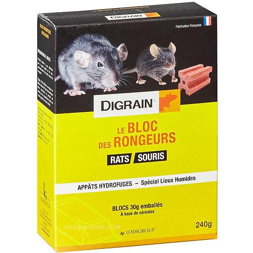 DIGRAIN - Le Bloc Des Rongeurs